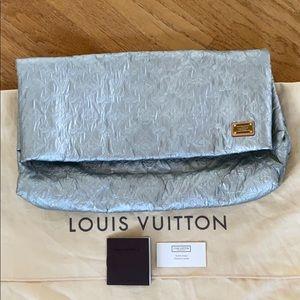 Louis Vuitton Limelight GM/Clutch Bag Authentic